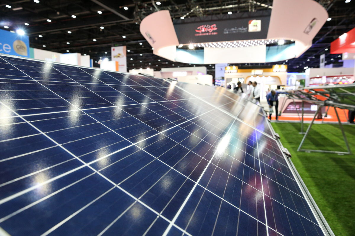 Bringing Solar to Dubai's US$279.4BN Urban Sector