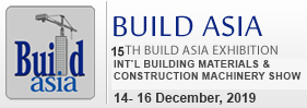 15th Build Asia International Building Material and Construction Machinery Exhibition & Conference