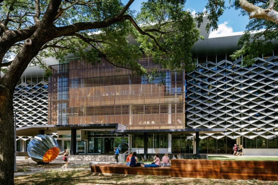 The Science Place is Australia's first new LEED Gold educational building