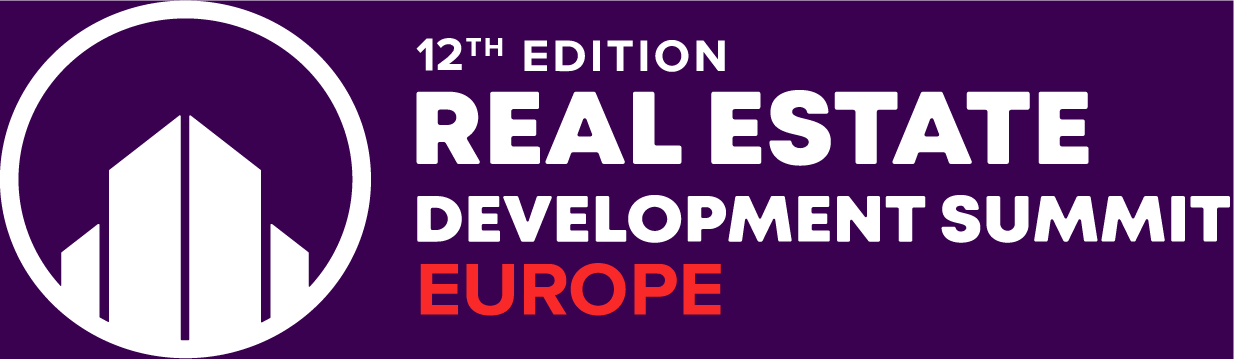 12th Edition Real Estate Development Summit- Europe - 16th-18th July at the Sheraton Rome Hotel, Rome, Italy.