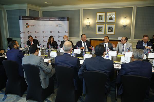 The Big 5 Construct Egypt 2020 Advisory Board